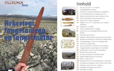 Arkeologi, fangstanlegg og fangstkultur – digital utgave