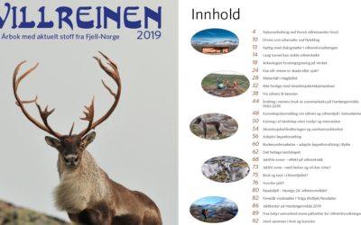 Villreinen 2019 – digital utgave