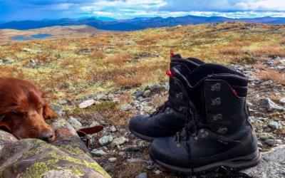På skotøyet skal jaktfolk kjennes